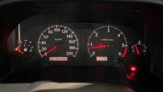 1999 Nissan Patrol GU TI 4 Speed Automatic Wagon