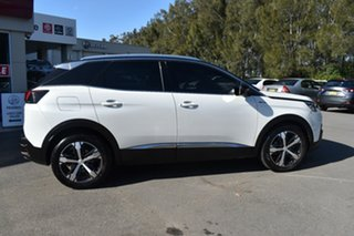 2018 Peugeot 3008 P84 MY18 GT Line SUV White 6 Speed Sports Automatic Hatchback.