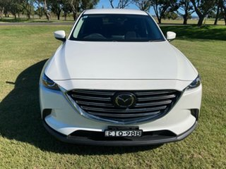 2019 Mazda CX-9 TC Sport SKYACTIV-Drive i-ACTIV AWD White 6 Speed Sports Automatic Wagon