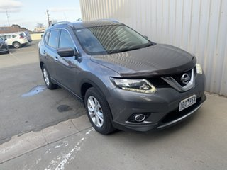 2015 Nissan X-Trail T32 ST X-tronic 2WD 7 Speed Constant Variable Wagon.