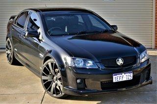 2008 Holden Commodore VE SS V Black 6 Speed Sports Automatic Sedan.
