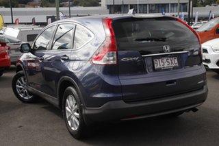 2013 Honda CR-V RM VTi Blue 5 Speed Automatic Wagon.