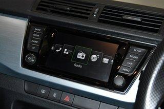 2016 Skoda Fabia NJ MY16 81TSI DSG Green 7 Speed Sports Automatic Dual Clutch Hatchback