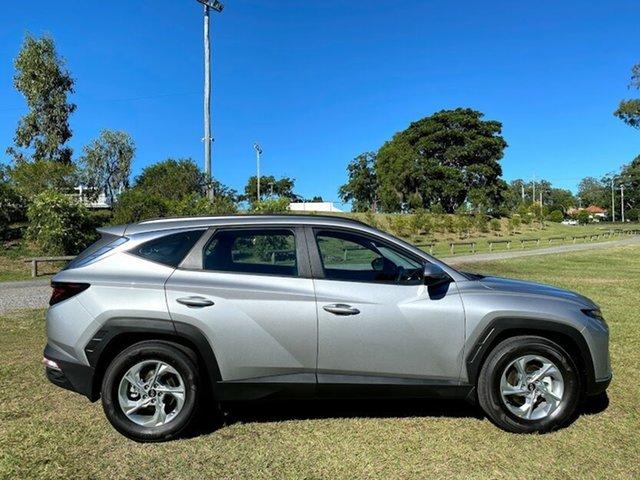 New Hyundai Tucson NX4.V1 MY22 2WD Springwood, 2021 Hyundai Tucson NX4.V1 MY22 2WD Shimmering Silver 6 Speed Automatic Wagon