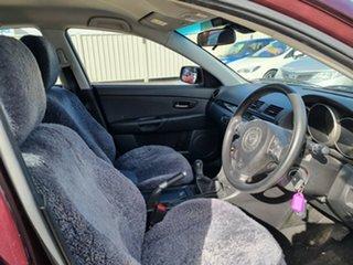 2007 Mazda 3 BK10F2 Maxx Purple 5 Speed Manual Sedan