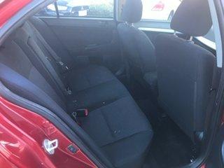 2011 Mitsubishi Lancer CJ MY11 ES Red 5 Speed Manual Sedan