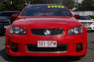 2012 Holden Commodore VE II MY12.5 SS Z Series Red 6 Speed Manual Sedan.