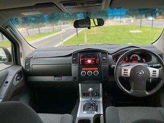 2012 Nissan Navara D40 S5 MY12 ST-X Black 7 Speed Sports Automatic Utility