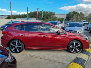 2017 Subaru Impreza G5 MY17 2.0i-S CVT AWD Red 7 Speed Constant Variable Hatchback.