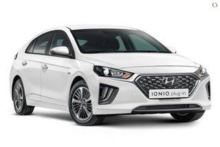 2021 Hyundai Ioniq AE.V4 MY21 plug-in DCT Elite White 6 Speed Sports Automatic Dual Clutch Fastback