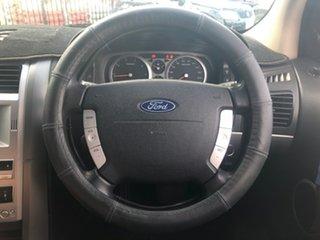 2009 Ford Territory SY MkII TS (4x4) Blue 6 Speed Auto Seq Sportshift Wagon
