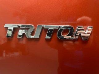 2019 Mitsubishi Triton MR MY20 Toby Price Edition Double Cab Orange 6 Speed Sports Automatic Utility