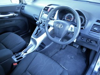 2010 Toyota Corolla ZRE152R MY11 Ascent Grey 4 Speed Automatic Hatchback