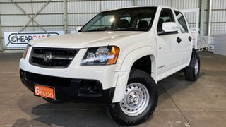 2009 Holden Colorado RC MY09 LX Crew Cab 4 Speed Automatic Utility.