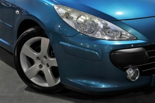 2006 Peugeot 307 T6 CC Dynamic Blue 4 Speed Sports Automatic Cabriolet.