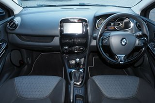 2013 Renault Clio X98 Dynamique Black 6 Speed Automated Manual Hatchback