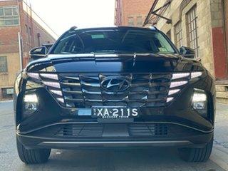 2021 Hyundai Tucson NX4.V1 MY22 Highlander 2WD Phantom Black 6 Speed Automatic Wagon