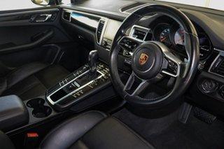 2016 Porsche Macan MY17 S Diesel Blue 7 Speed Auto Dual Clutch Wagon