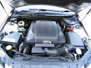 2010 Holden Commodore VE II Omega Adventurine Silver 6 Speed Sports Automatic Sedan
