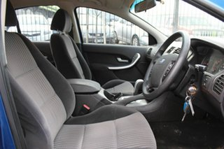 2007 Ford Falcon BF Mk II XT Blue 4 Speed Sports Automatic Sedan