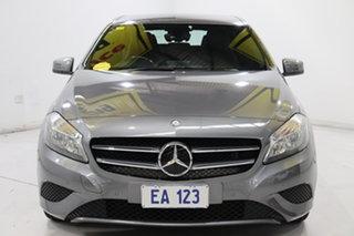 2015 Mercedes-Benz A-Class W176 805+055MY A180 D-CT Grey 7 Speed Sports Automatic Dual Clutch.