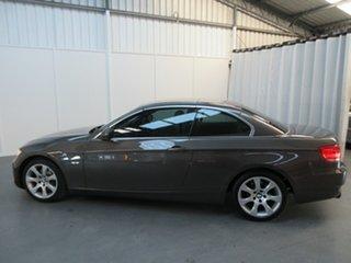 2010 BMW 3 Series E93 MY11 325i Steptronic Bronze 6 Speed Automatic Convertible