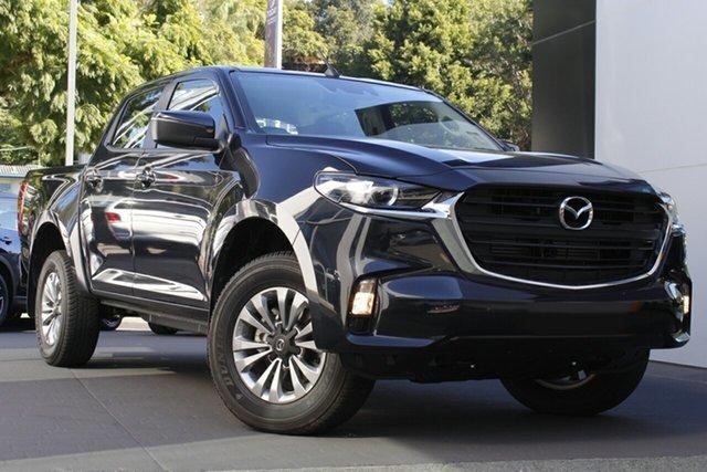 New Mazda BT-50 TFS40J XT Glendale, 2020 Mazda BT-50 TFS40J XT Gun Blue 6 Speed Sports Automatic Utility