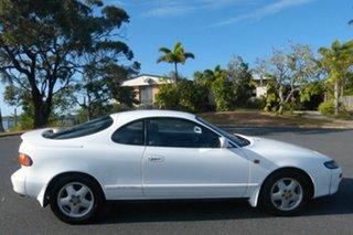 1991 Toyota Celica ST184R SX White 5 Speed Manual Liftback.