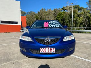 2004 Mazda 6 GG Classic Blue 4 Speed Auto Activematic Hatchback
