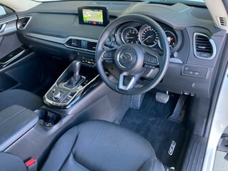 2019 Mazda CX-9 TC Sport SKYACTIV-Drive i-ACTIV AWD White 6 Speed Sports Automatic Wagon.