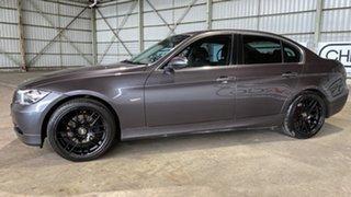2005 BMW 3 Series E46 MY2004 325i Steptronic Sport Grey 5 Speed Sports Automatic Sedan.