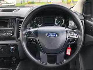 2017 Ford Ranger PX MkII XL 6 Speed Manual Cab Chassis