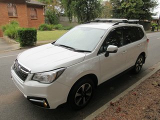 2017 Subaru Forester S4 MY17 2.5i-L CVT AWD White 6 Speed Constant Variable Wagon