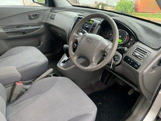 2006 Hyundai Tucson City Silver 4 Speed Auto Selectronic Wagon