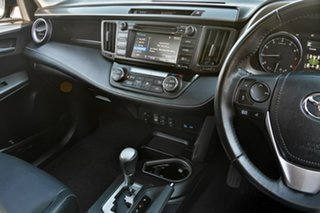 2018 Toyota RAV4 ASA44R Cruiser AWD Grey 6 Speed Sports Automatic Wagon