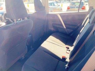 2013 Toyota RAV4 ZSA42R GX 2WD White 7 Speed Constant Variable Wagon