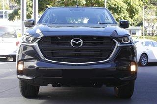 2020 Mazda BT-50 TFS40J XT True Black 6 Speed Sports Automatic Utility.
