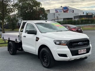 2017 Ford Ranger PX MkII XL 6 Speed Manual Cab Chassis.