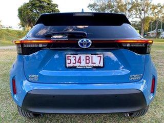 2020 Toyota Yaris Cross MXPJ10R Urban 2WD Blue 1 Speed Constant Variable Wagon Hybrid.