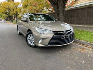 2016 Toyota Camry ASV50R Altise Gold 6 Speed Sports Automatic Sedan.
