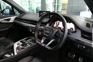 2017 Audi SQ7 4M MY17 TDI Tiptronic Black 8 Speed Sports Automatic Wagon.