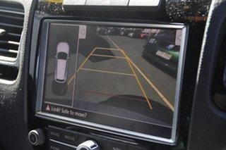2011 Volkswagen Touareg 7P MY11 V6 FSI Tiptronic 4MOTION Grey 8 Speed Sports Automatic Wagon