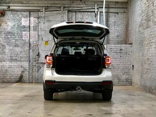 2016 Subaru Forester S4 MY17 2.5i-S CVT AWD White 6 Speed Constant Variable Wagon