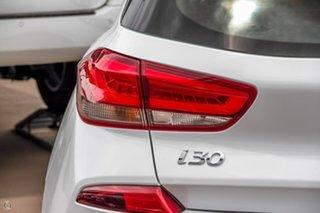 2021 Hyundai i30 PD.V4 MY21 N Line D-CT Premium White 7 Speed Sports Automatic Dual Clutch Hatchback.