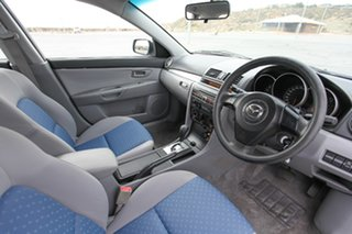 2004 Mazda 3 BK10F1 Neo Silver 4 Speed Sports Automatic Hatchback.