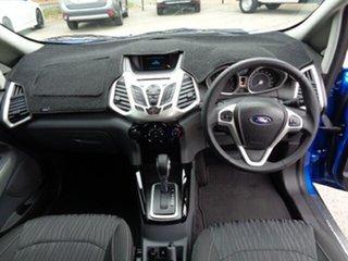 2016 Ford Ecosport BK Trend PwrShift Blue 6 Speed Sports Automatic Dual Clutch Wagon