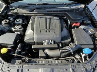 2009 Holden Commodore VE MY09.5 SV6 Black 5 Speed Automatic Sedan