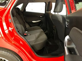 2016 Suzuki Baleno EW GLX Turbo Red 6 Speed Sports Automatic Hatchback