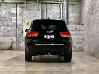 2017 Jeep Grand Cherokee WK MY17 Limited Black 8 Speed Sports Automatic Wagon