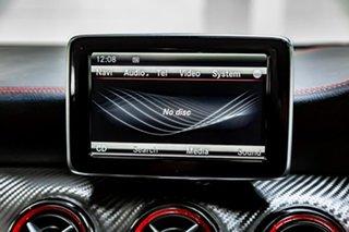 2014 Mercedes-Benz A-Class W176 A250 D-CT Sport Grey 7 Speed Sports Automatic Dual Clutch Hatchback